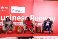 Vodafone Ghana CEO, Patricia Obo-Nai advises SMEs to take advantage of Vodafone Ghana interventions