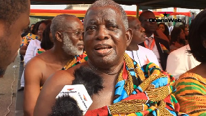 Felix Owusu Agypong was Majority leader under erstwhile Kufuor administration