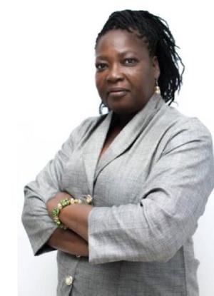Dr Vida Nyagre Yakong, Executive Secretary