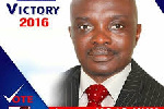 Ebenezer Kojo Kum, incumbent Member of Parliament of Ahanta West