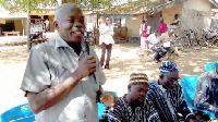DCE for Bole District, James Jaaga