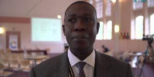 Head of Economics at the University of Ghana, Professor William Baah Boateng