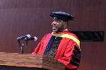 UPSA confers honorary doctorate on Matthew Opoku Prempeh