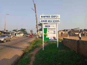 Mamprobi Sempe School