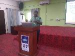 Mr Fred Nantogmah, Programme Coordinator of Maternal Mental programme,