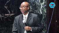Prof. Michael Tagoe
