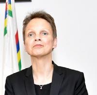 The Finnish Ambassador to Abuja with oversight responsibility to Ghana, Pirjo Suomela Chowdhury