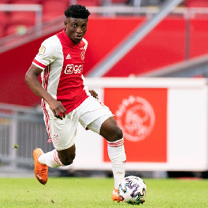 Kudus Eredivisie Debut 1