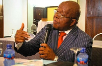 Head of the New Patriotic Party's Legal and Constitutional Committee, Prof. Mike Ocquaye