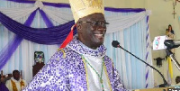 Most Reverend John Bonaventue Kwofie,  Metropolitan Archbishop of the Catholic Archdiocese of Accra