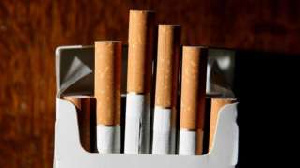 53.5 percent of tobacco on the Ghanaian market is illicit