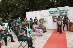 Ghana Immigration Service opens Coronavirus testing centre
