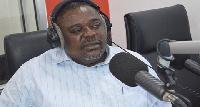 Koku Anyidoho, Deputy General Secretary of NDC