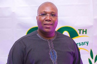 Dr. Nii Kotei Dzani, President of Groupe Ideal, and Member of the Council of State