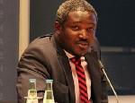 Deputy Sports Minister,  Perry Okudzeto