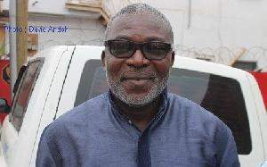 Chief Executive Officer of Consumer Protection Agency Kofi Kapito