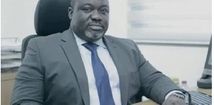 Managing Director of Tema Oil Refinery, Francis Boateng