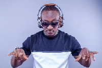 DJ Vyrusky beat DJ Black to win the overall best DJ of the year awards in 2017