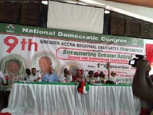 Ndc 9th Congress