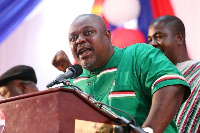 Former Deputy General Secretary of the opposition NDC party, Koku Anyidoho