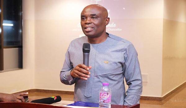 Prof. Abednego Feehi Okoe Amartey