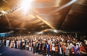 Christ Embassy Event At The Fantasy Dome 610x400