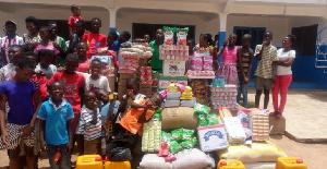 Orphanage Food Donation111
