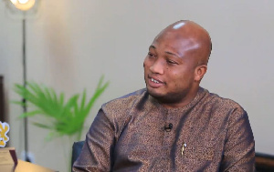 Samuel Okudzeto Ablakwa, North Tongu MP