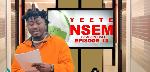 Ghanaian rapper Amerado