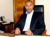 Alex Mould, former Chief Executive of GNPC