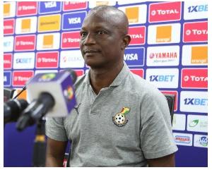 Kwesi Appiah, former Black Stars head coach
