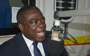 Former General Secretary of the Christian Council of Ghana, Rev Dr. Kwabena Opuni-Frimpong
