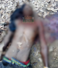 Ayardako was killed after he attempted to stop the fight between the accused and his wife