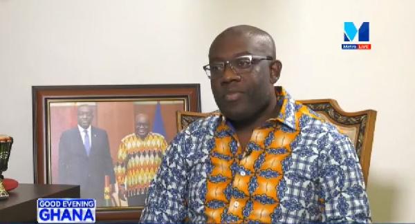 Kojo Oppong-Nkrumah, Minister for Information