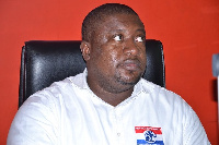 Henry Nana Boakye, Deputy Director of the National Service Scheme (NSS