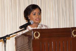 Charlotte Osei Electoral Commissioner