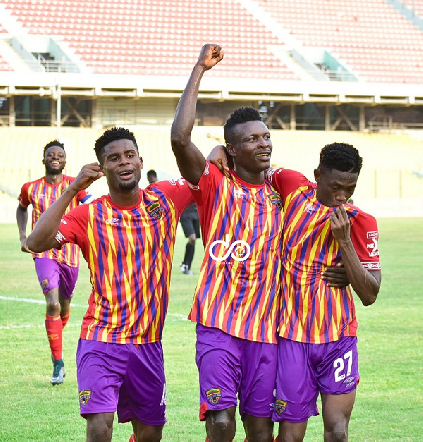 2020/21 Ghana Premier League: Week 9 Match Preview - Hearts of Oak vs Eleven Wonders