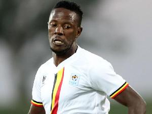 Uganda international Juma Balinya