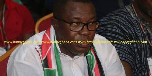 National Chairman, NDC, Ofosu Ampofo