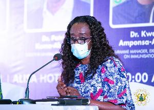 Delase Mimi Darko, Food And Drugs Authority (FDA) Boss 2021