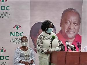 Prof. Jane Naana Opoku-Agyemang is Running Mate of John Dramani Mahama