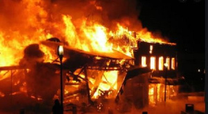 Outbreak of fire in the region has damaged items valued at GH?939,611.00