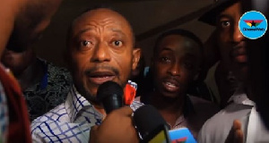Rev Owusu Bempah, Founder and leader of the Glorious Word and Power Ministry
