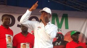Issifu Sulemana  BOLE MP