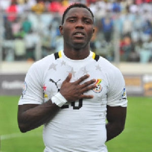 Asamoah missed the first game against Benin for tactical reasons