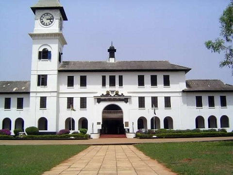 The real truth about Achimota School houses