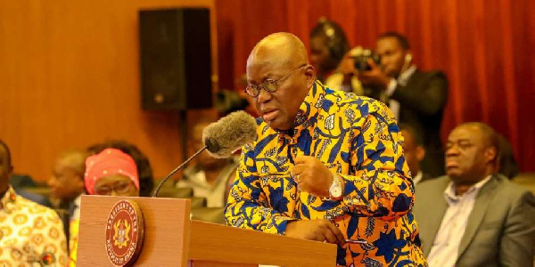 Ghana is \'disfigured\' with murder of 90-yr-old woman - Akufo-Addo
