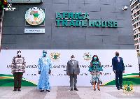 The AfCFTA Secretariat is located in Ghana