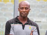 Head Coach of Black Meteors, Ibrahim Meteors