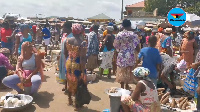 Market women in the lockdown areas have doubled the prices of foodstuff